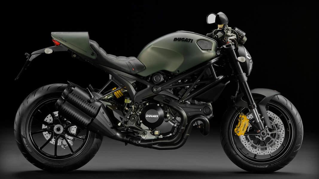 Ducati Monster Diesel Sepcifications