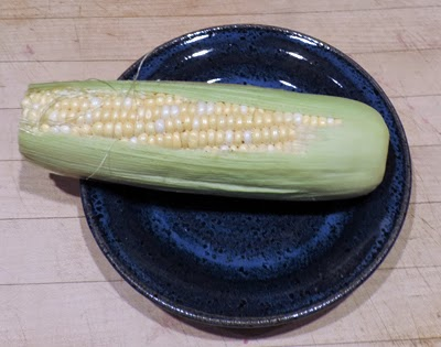 Corn kernels are technically fruits.