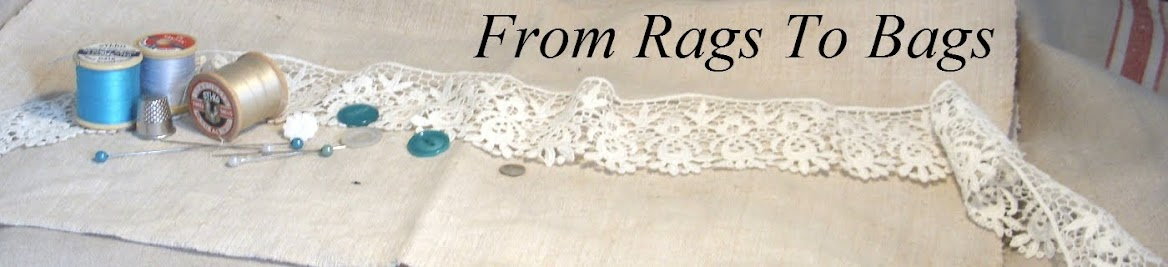 From Rags To Bags Blog
