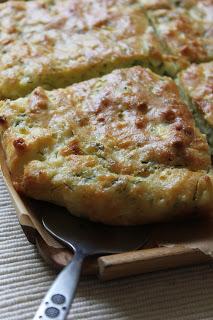 Zucchinibörek (Kabakli Börek)