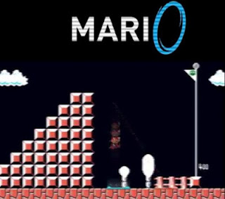 mario portal flash game
