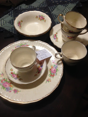 Swinnertons vintage china