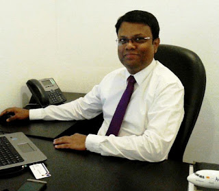 Balakrishnan Pirathapan, Head of Sales, Mihin Lanka