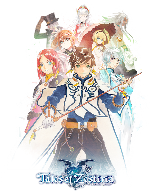 Tales Of Zestiria HD Cover Game