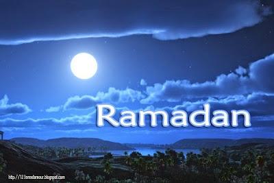 SMS et message pour dire bon Ramadan 2015