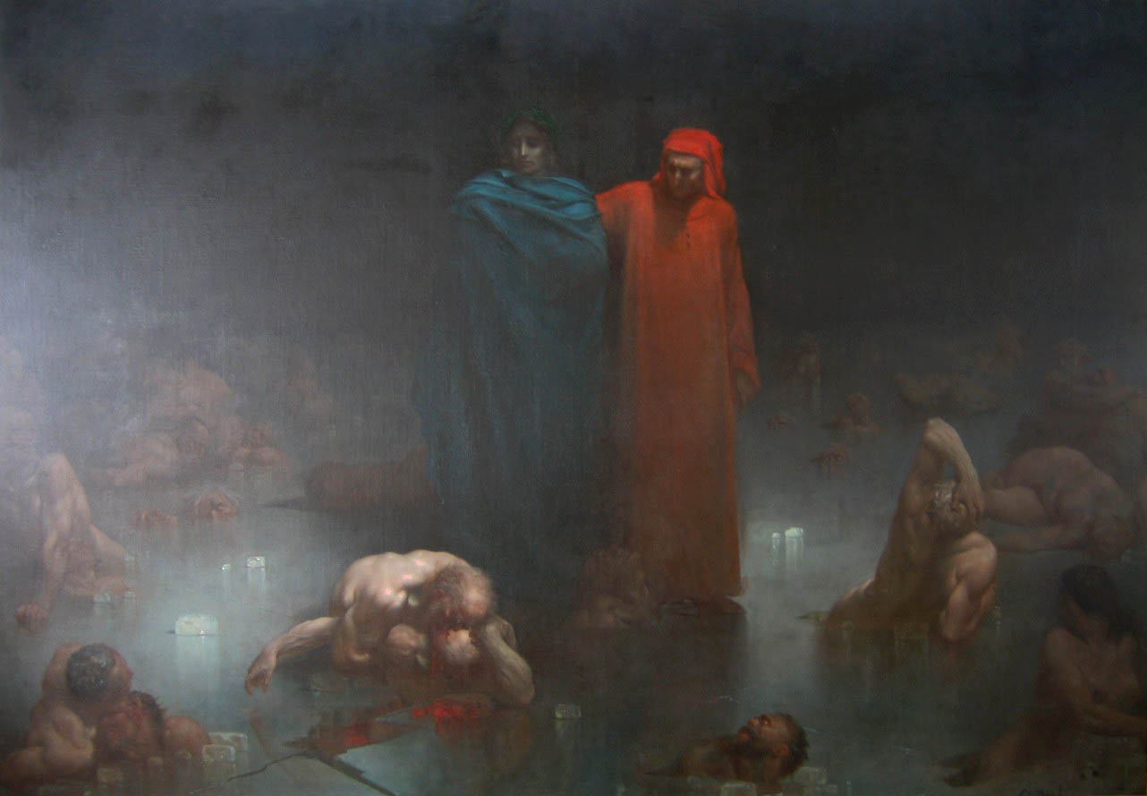 Virgil Dantes Inferno A Classic a Day...