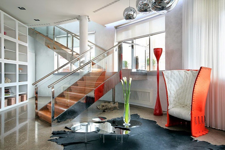 interior stairs ideas and designs