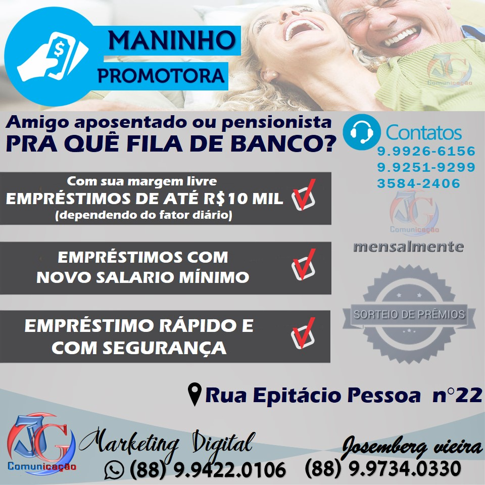 MANINHO PROMOTORA