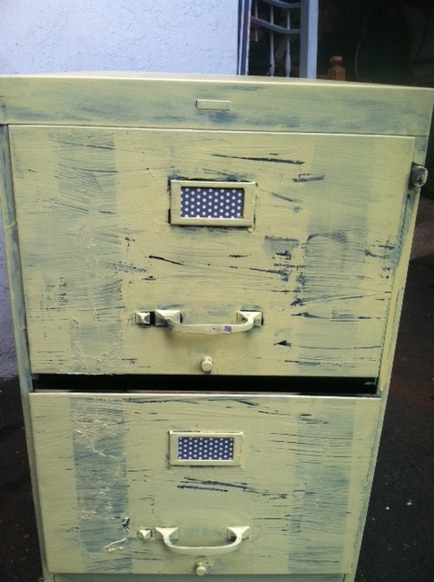 SoiledRotten: A blog with a RePurpose: Distressed File Cabinet ...
