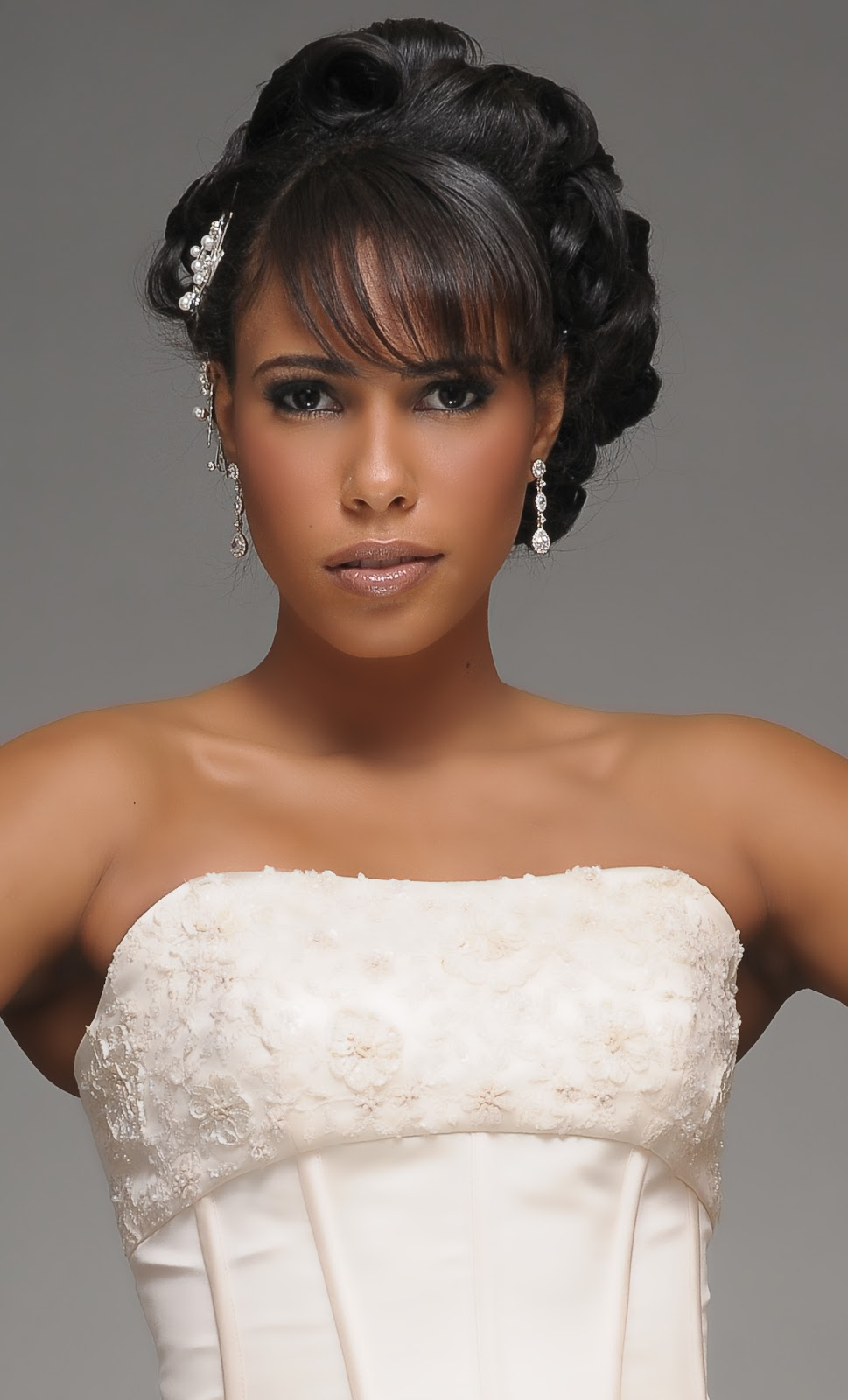 Makeovers By Ligia Bostonu0026#39;s Best Makeup  For The African American Bride