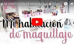 MI HABITACIÓN DE MAQUILLAJE