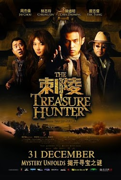 Thích Lăng - The Treasure Hunter (2009) Poster