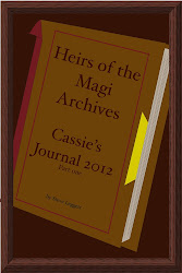 Cassie's Journal 2012 Part One - FREE BOOK!