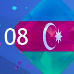 "Azerbaiyán / ""Start a fire"" Dilara Kazimova"