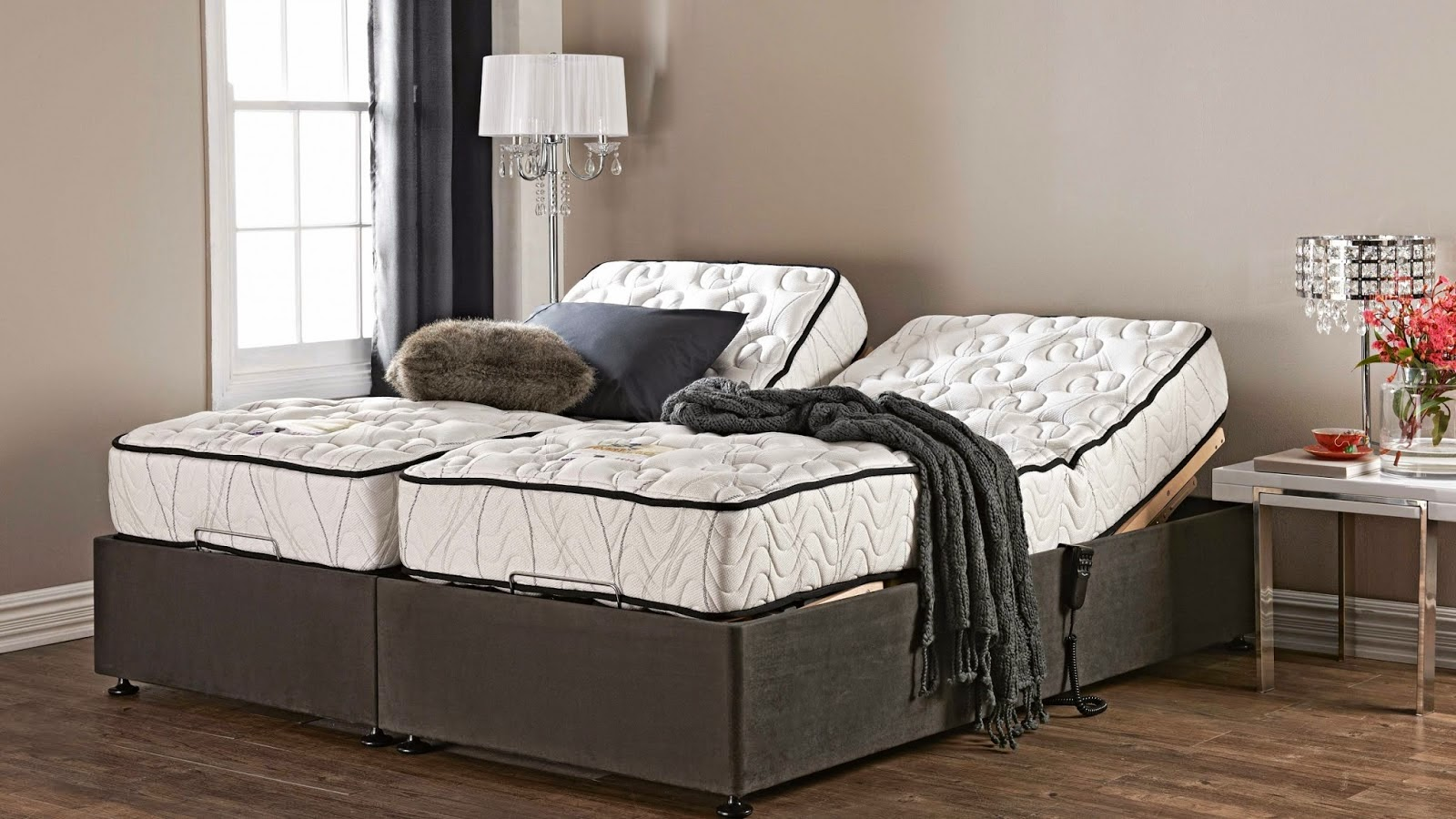 Craftmatic Bed King Size