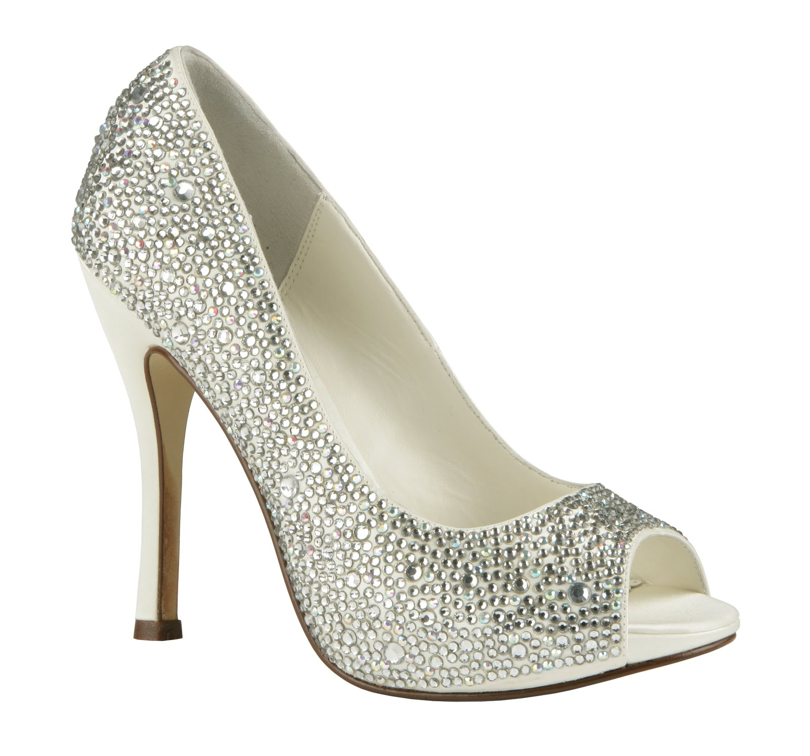 charlize the most popular of the all crystal shoes by benjamin adams