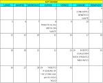 Conciertos de septiembre