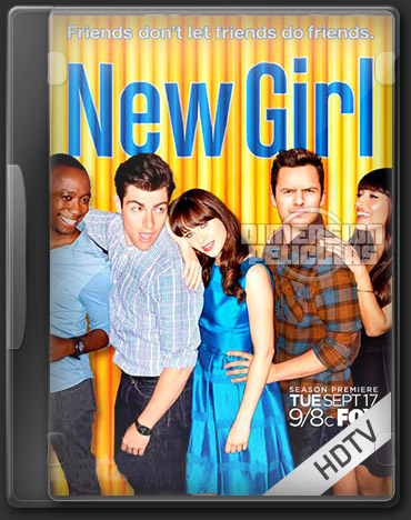 New Girl Temporada 3 (HDTV Ingles Subtitulada) (2013)
