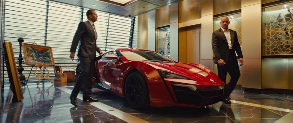 15 cars play an important role in the movie 39 fast and for Garage fast auto sarcelles
