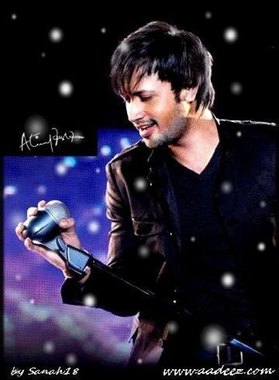 Atif Aslam - Wallpaper
