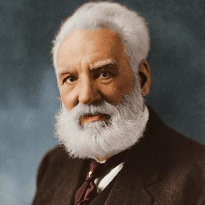 Orang Pertama Mencipta Telefon