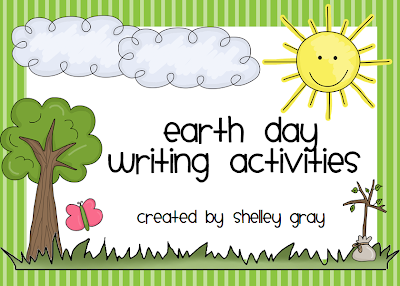 Classroom Freebies Earth Day Writing Activities
