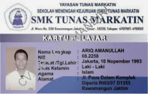 SMK Tunas Markatin