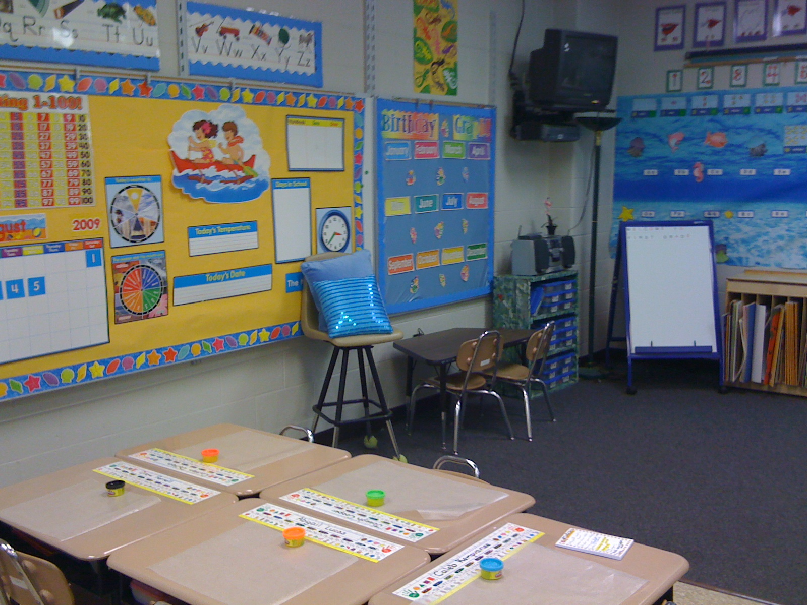 Classroom Decorating Ideas Ocean Theme ~ Teaching happily ever after ocean beach themed classroom