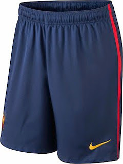 gambar celana barcelona home terbaru musim 2014/2015
