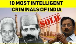 10 Intelligent Criminals of India | Kichdy