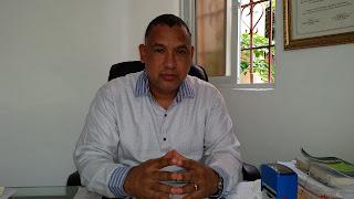 Alexis Jiménez insta a jóvenes  a formar parte del cambio que el país necesita