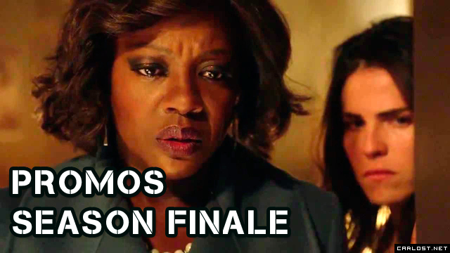 How to Get Away With Murder 1x14 1x15 (Season Finale)
