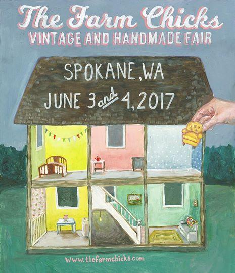 The Farm Chicks Show: Spokane, WA