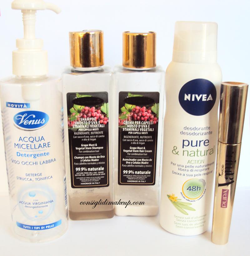prodotti terminati consigli di makeup