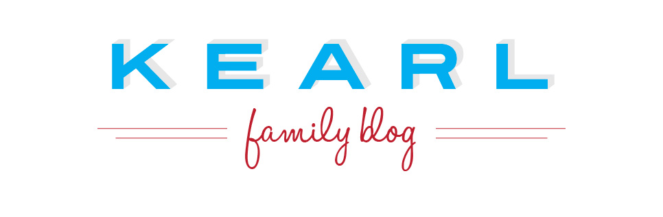 The Kearl Family Blog