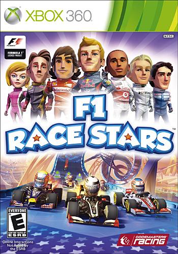 F1 Race Stars   Xbox 360   XBOX 360   DEMO 180865e