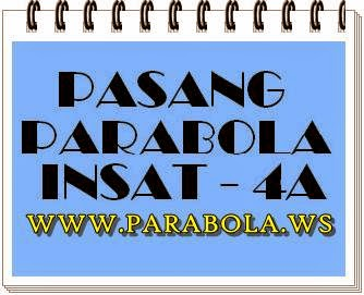 parabola bandung - tv India satelit Insat 4a