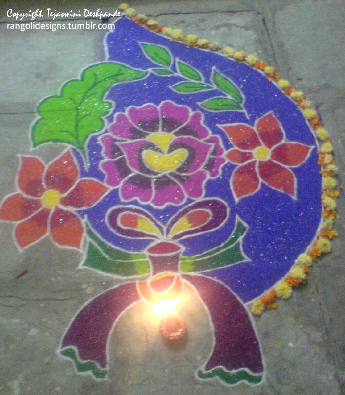 Rangoli Our Culture Through Designs 2011