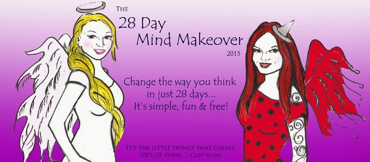The 28 Day Mind Makeover!