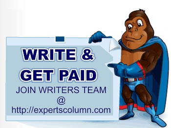 Get paid to write your favourtite article