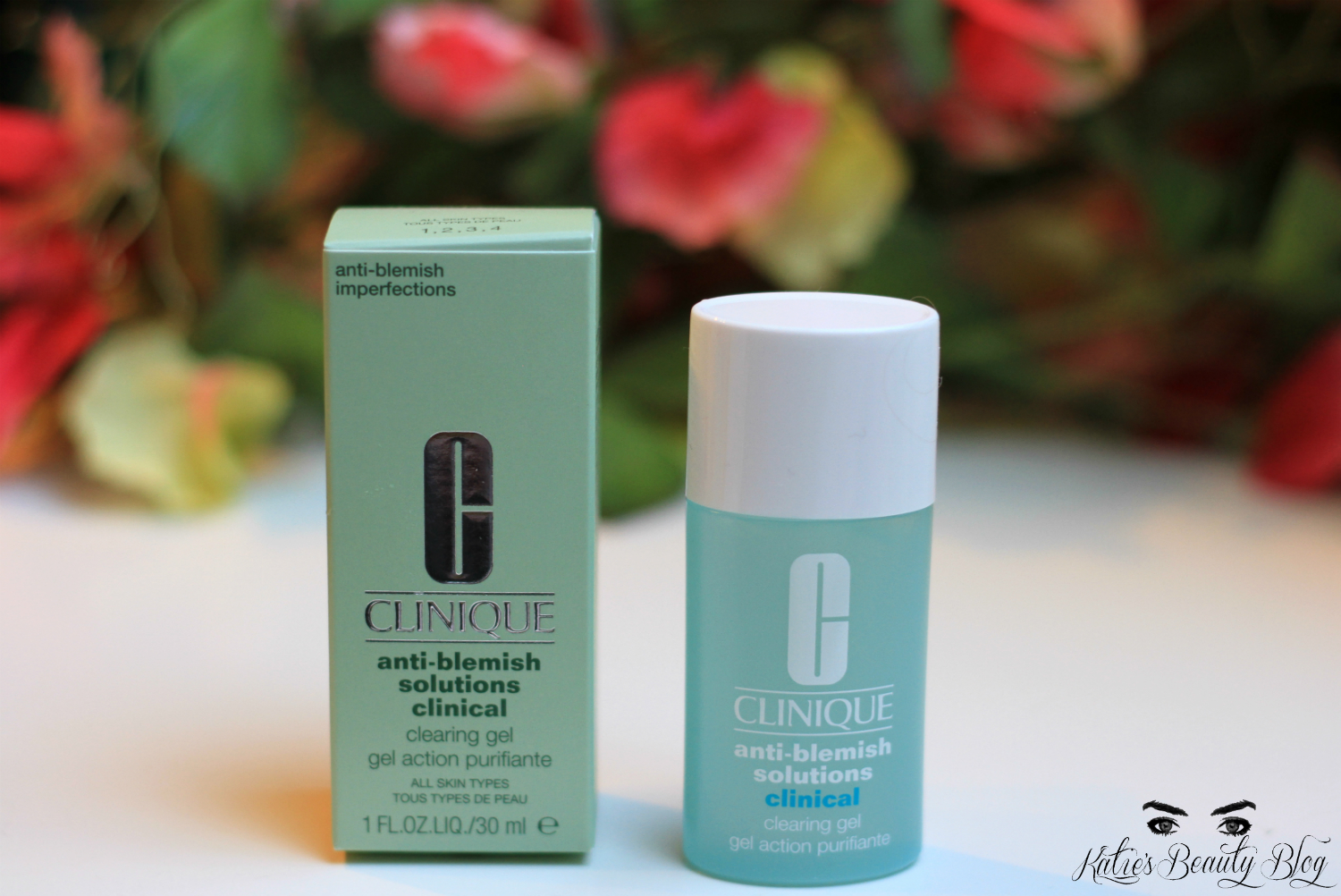 review anti blemish solutions clinical clearing gel. Black Bedroom Furniture Sets. Home Design Ideas