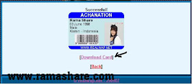 menyimpannya tinggal klik download card selesai form id card jkt48 1