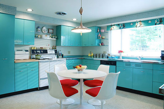 Home Design Ideas and Inspirations: Cheerful Color Scheme for ...