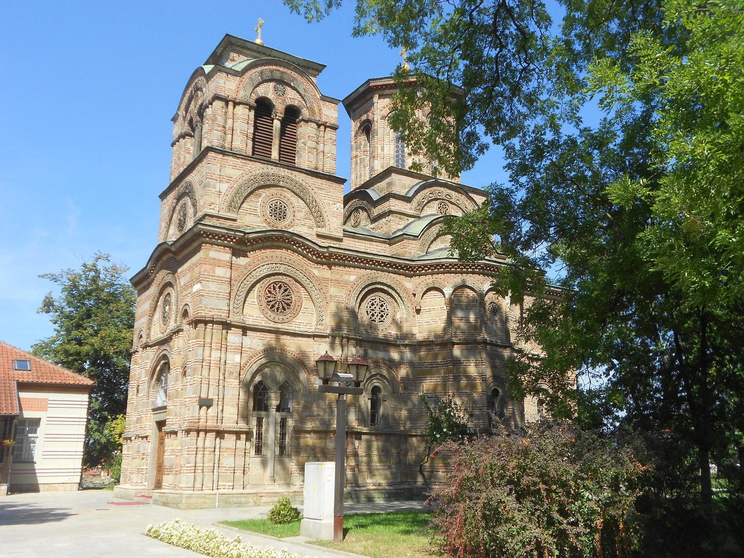 Kruševac,manastir Lazarica