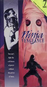 Dragon Ninja (1988) pelicula de accion de Karl Armstrong
