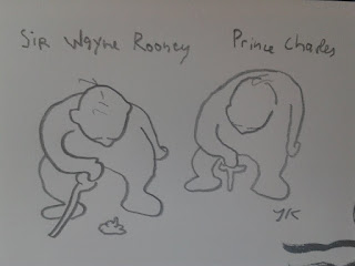 Wayne rooneY in developed age