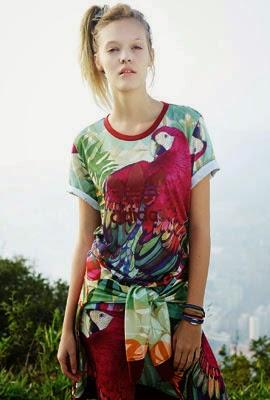 Adidas Originals Farm colección otoño invierno camiseta