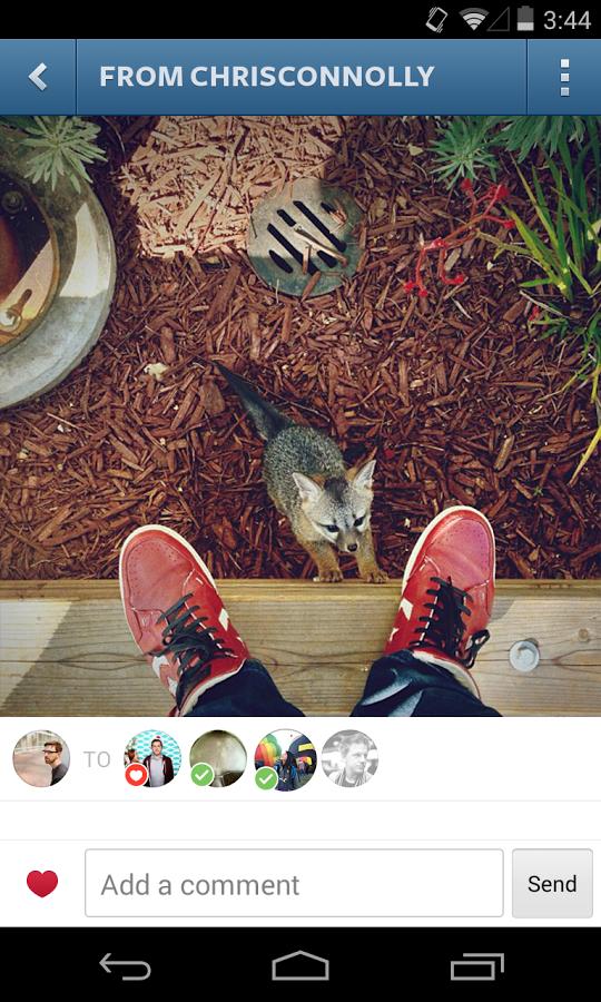 Instagram Android Apk Uygulama resimi 2