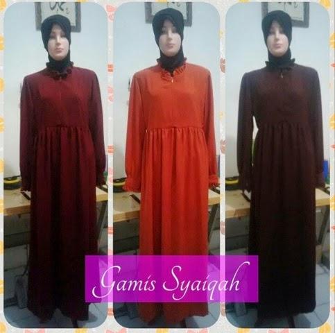 tutprial jilbab syar'i, hijab syar'i