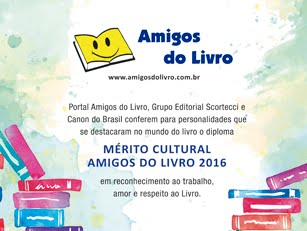 Mérito Cultural Amigos do Livro